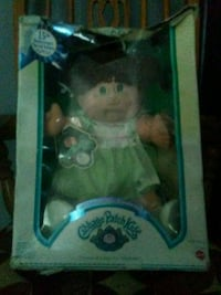 In Box Cabbage Patch Doll Saint Albans, 25177