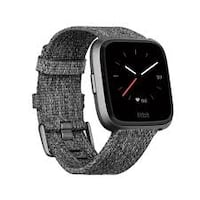 Fitbit Versa Special edition Smart Watch, Charcoal, Brand new sealed, storedeal_2982987 Toronto