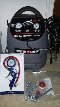 Air Compressor: Porter-Cable CMB15 Used Once Arlington