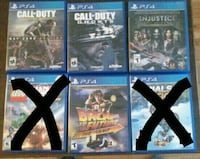 PS4 Games Firm Calgary, T2K 4H3