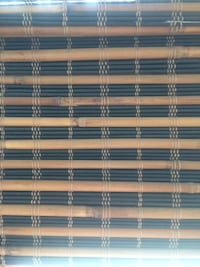 Bamboo blinds ( various sizes)