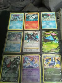 Pokemon cards over 60 cards Calgary, T2A 6L8