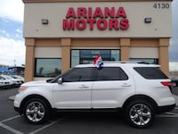 2013 Ford Explorer FWD 4dr Limited Las Vegas