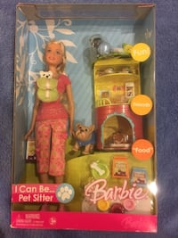 Barbie- i can be a pet sitter Orchard Hills, 21742