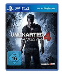 Uncharted 4 PS4 6836 km