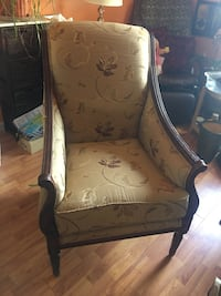 Upholstered Accent chair Woodbridge, 22193