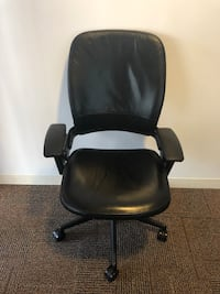 Steelcase leather office chair New York, 10002