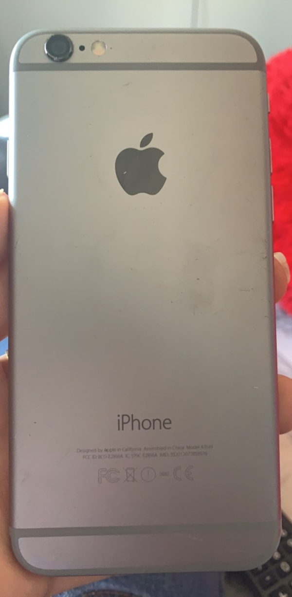 NEGOTIABLE IPHONE 6 SELLING FOR PARTS