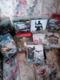 I have 9 PlayStation games in great condition. Albuquerque, 87123