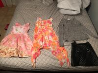 Girls clothes sz 5-6, 7-8