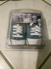 Baby's First Shoes - Birth to 6 months Mississauga, L5M 4S9