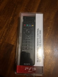 Unopened PlayStation 3 remote control (Read description for details)
