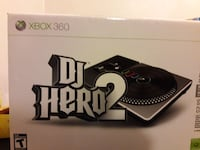DJ Hero 2 Xbox 360 box