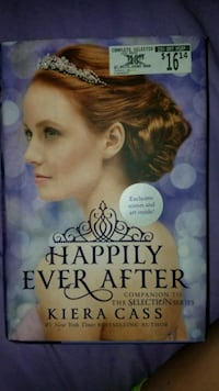 Happily Ever After Hardcover  Houston, 77041