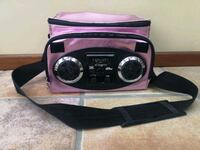 Stereo lunch box