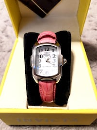 Women's Invicta Lupah watch paid $186 Like new! With box.