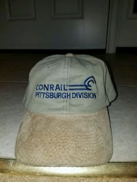 Conrail Pittsburgh Division Hat East Liverpool, 43920