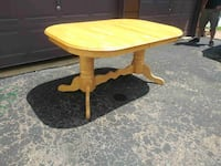 Real Oak Wood Table and 6 Chairs REDUCED!!! Hazlet, 07730