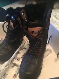 PAJAR WINTER BOOTS WOMENS size 36 brand new in box never worn  Toronto, M6A