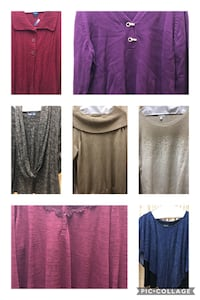 Bundle of Ladies Sweaters All NEW / NWT