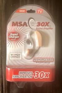 MSA 30x Sound Amplifier London, N6E 1G2