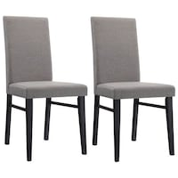 Dining Chairs - Set of 2 - Natural Toronto