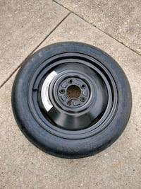 Temporary Spare Wheel T125/90D16 Never Used Toms River, 08753