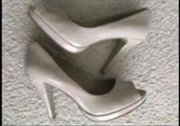 Nine West size 9 beige heels, excellent condition Woodbridge, 22191