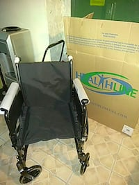 !!! Brand new!!! black and gray wheelchair Queens, 11367