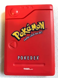 Pokemon Pokedex from the 90s!  Like new! Rockville, 20852