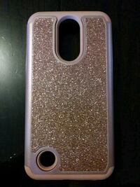 Rose Gold LG K10 cell phone case Silver Spring, 20904