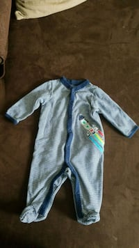 Footed pajama 3mo  Frederick, 21703