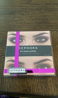 NEW & SEALED Sephora Pro Lesson Palette For Brown Eyes Toronto, M8Y 3H8