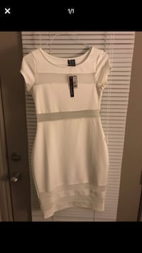 Brand new - off white large dress Houston, 77019