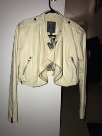 Guess leather jacket $40 London, N5Y 4V4