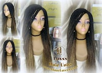 Hair Styling Senegalese Twist Braid Wig Las Vegas