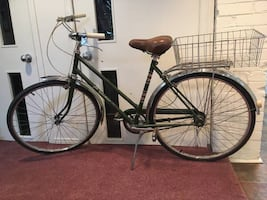 Eaton's Glider Bicycle