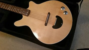 RS custom guitars 12 string acoustic electric