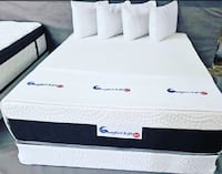 New Full Memory Foam Gel come with box spring - Free Delivery Today  Baltimore, 21230