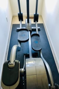 LifeFitness E5 Elliptical/May. Whisper quiet and industrial quality. Rochester Hills, 48307
