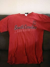South Carolina Gamecocks T-SHIRT Size M