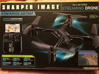 Sharper Image DX-4HD video streaming drone  Tipp City
