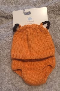 Baby fox photo outfit Coon Rapids