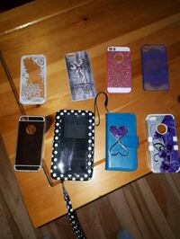I phone 5 cell cases Moncton, E1G 5P4