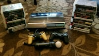 Ps3 and 30 games