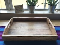 Wood tray / coffee table tray Coral Gables, 33134