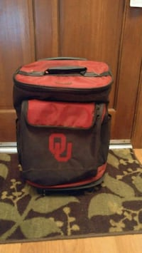 OU rolling/backpack cooler