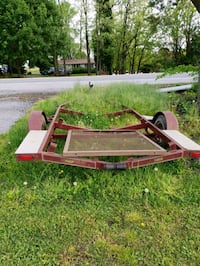 Boat trailer  Washington County
