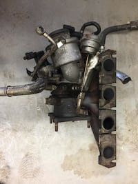 TURBO CHARGER FOR SALE CAME OUT FROM 2006 VOLKSWAGEN JETTA 2.0T Thorold, L2E