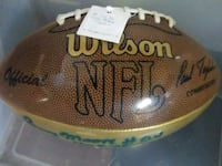 NFL signatures by Sam Huff + 3 Others Temple Hills
